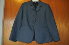 Tuffrider youth 6 show coat