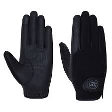TuffRider Fleece Back Smart Riding Gloves