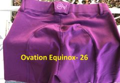 Breeches clearance