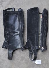 Ariat kids medium half chaps