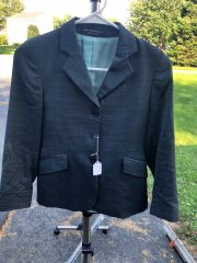 Girls show coat size 14