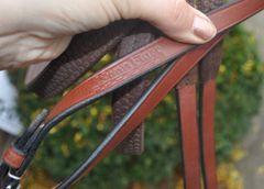 Nunn Finer rubber reins