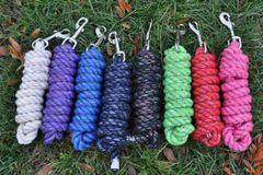 Perri's lead line - Solid Glitter