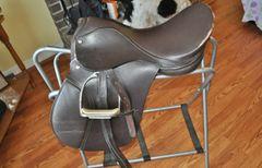 """18"""" saddle"""