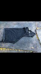 Lycra hood used black medium