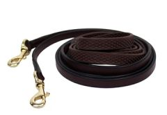 Nunn Finer soft grip rubber draw reins