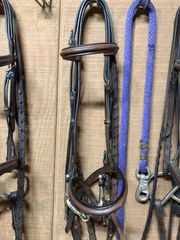 USED HDR horse bridle