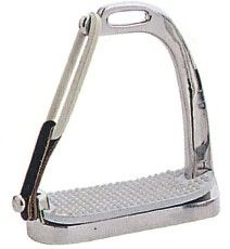 STA-BRITE STAINLESS STEEL SAFETY STIRRUP