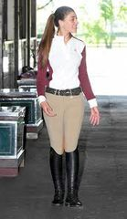 George H. Morris Ladies Show Time Breeches