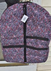 Equi-sky Paisley garment bag