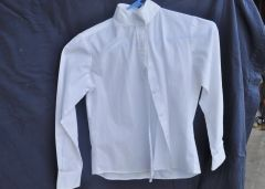 Devon Aire kids 12R show shirt