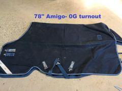 "78"" Amigo Bravo 12 0G/1200D USED"