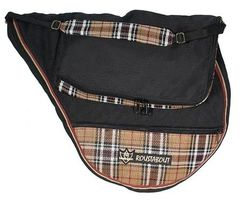 KENSINGTON SADDLE CARRY BAG- All Purpose