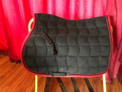 Used Lami-cell black/red