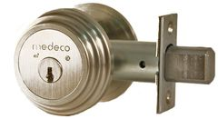 Medeco 11TR Maxum Residential Deadbolt High Security Restricted M3 5 pin Keyway