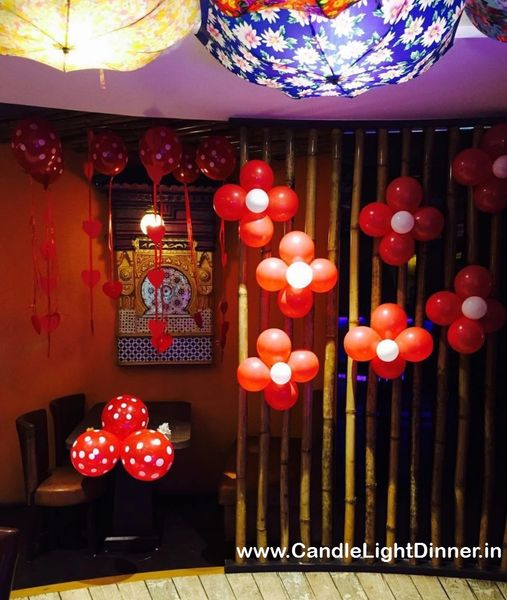 Candle Light Dinner Restaurant In Surat