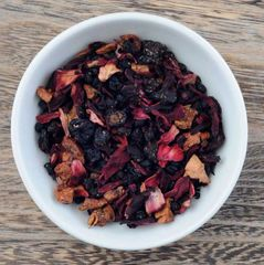 Fruity Hibiscus (aka: Fireside)