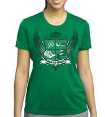 Women's St. Paddy's Tech Tee