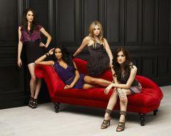 Pretty Little Liars Cast 1