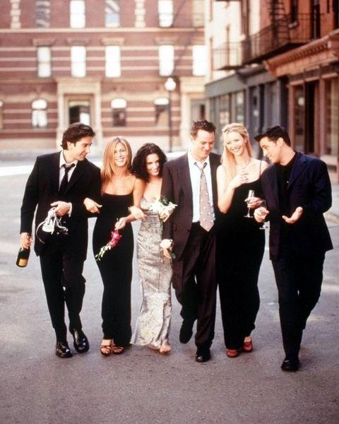 Friends Cast 1