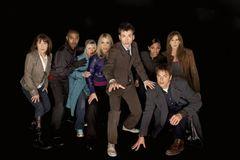 Dr Who Cast 1