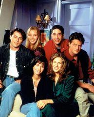 Friends Cast 4