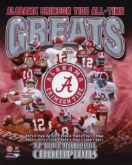 Alabama Greats 1