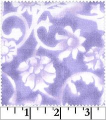 WB - Garden Gate Light Purple 108""