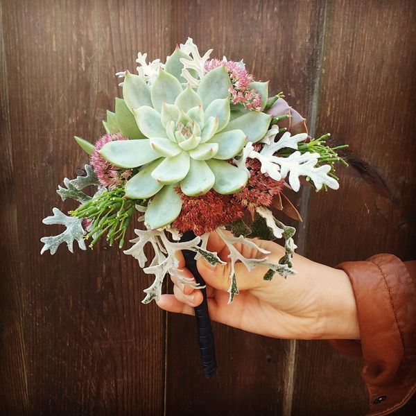 Small Succulent Bouquet