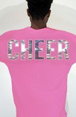 Cheer Diamonte Spirit Style Jersey