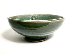 Marbled Celadon Bowl