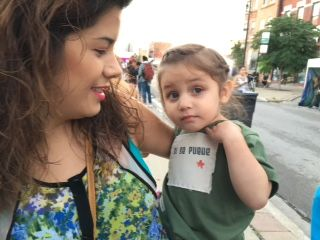 Si Se Puede baby and kid shirt