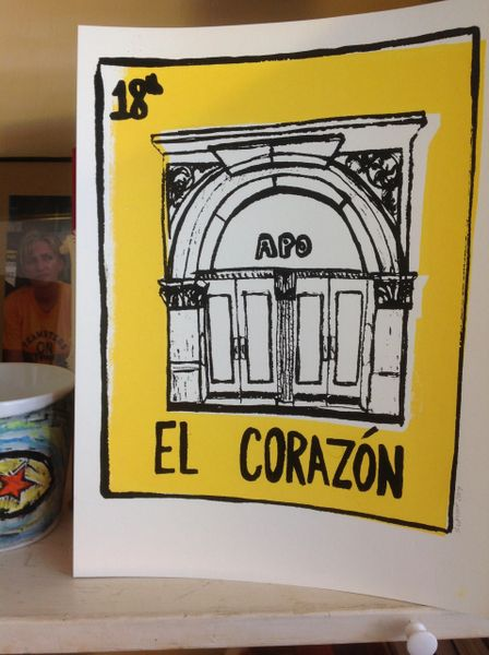 El Corazon - The Heart of a Community is in its Community Center
