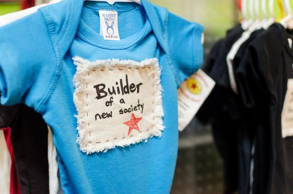 Builder of a New Society - Baby and Toddler