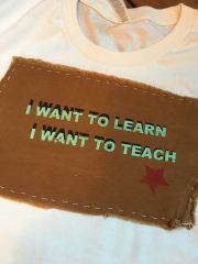 I want to Learn I want to teach