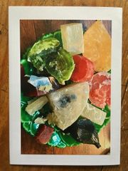 Notecards- Candied Fruit