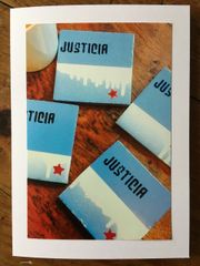 Notecard- Justicia
