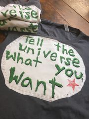Tell The Universe What You Want