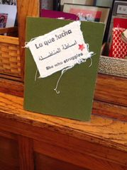 La Que Lucha Notebook