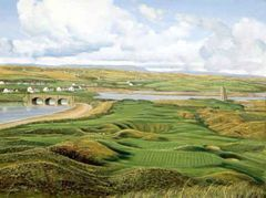 Lahinch Golf Course, Ireland
