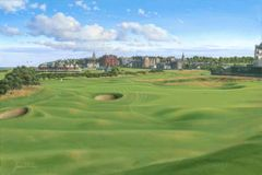 St. Andrews 2nd and 16th Holes, Scotland