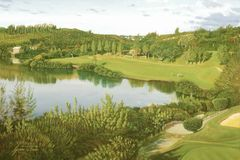 Mid Ocean Club, 5th Hole, Bermuda