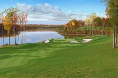 RTJ Golf Club, Presidents Cup 2005