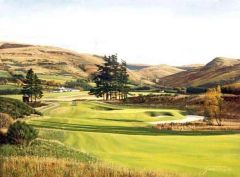 Gleneagles PGA Course, Scotland