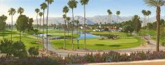 Mission Hills 18th Green - Panorama