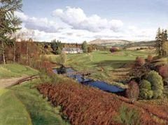 Gleneagles Queens 18th Hole, Scotland