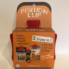 Portion Clip