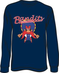 Bandits Wrestling Long-Sleeve T