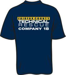 FS418 Tech Rescue T-shirt