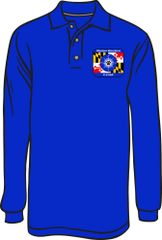 Western MD K9 Long-Sleeve Polo